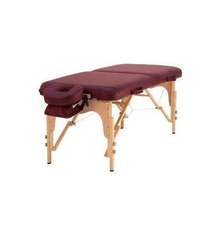 Table pliante en bois (3 coloris)