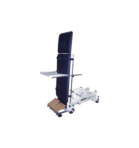 Table de verticalisation PEG