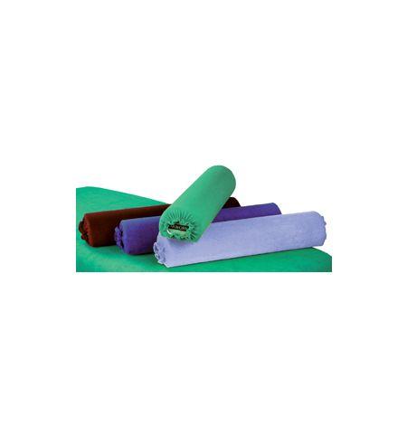 Housses éponge pour coussin demi-cylindrique