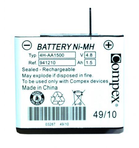 Batterie haute énergie pour compex