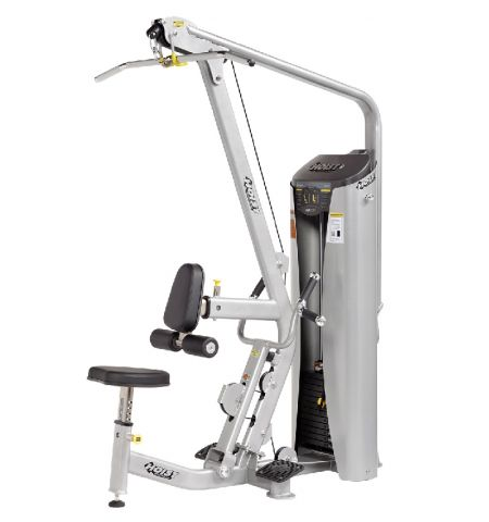 HOIST Poulie Haute / Rowing Horizontal - Musculation Pro - HD 3200