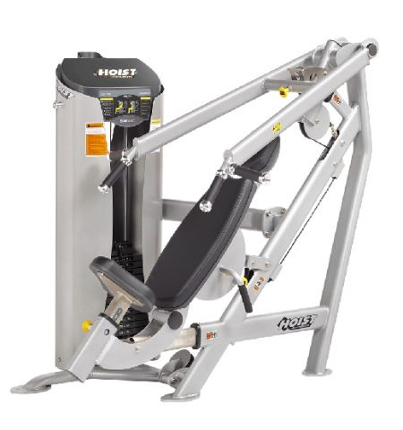 HOIST Epaules - Pectoraux / Chest - Shoulder Press - Musculation Pro - HD 3300