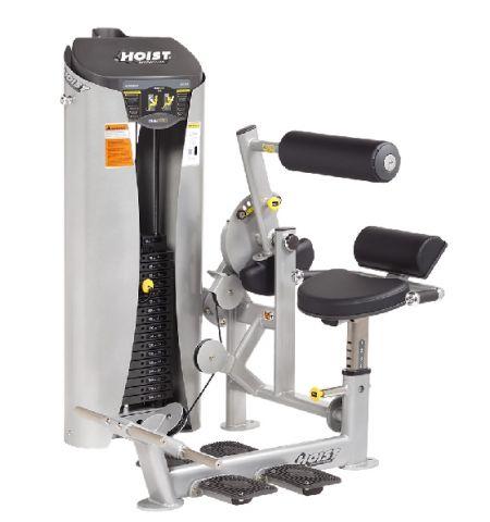 HOIST Abdo Lombaires - Musculation Pro - HD 3600