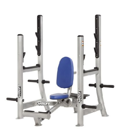 Hoist Banc Développé Epaules - Assis / Military Bench musculation - pro - CF-3860