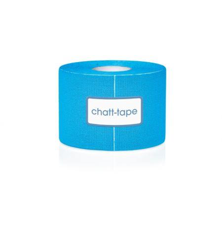 Chatt-Tape Bande de kinésiologie Bleu par 12 rouleaux