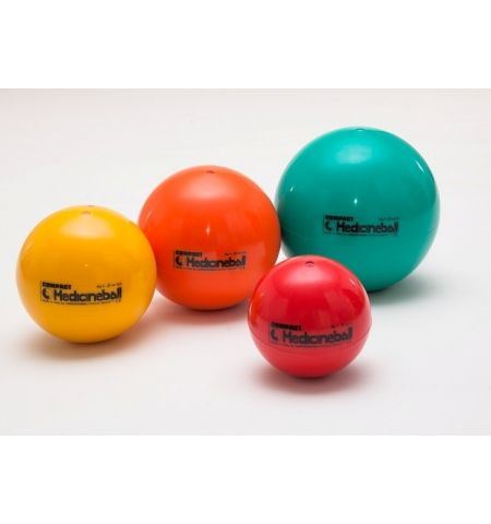 Medecine-Ball Compact 4 Tailles/Poids