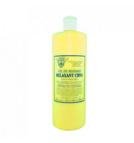 Gel Cryo Relaxant 250ml