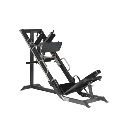 HOIST Presse a Jambes Leg Press-Hack Squat  HF 4357