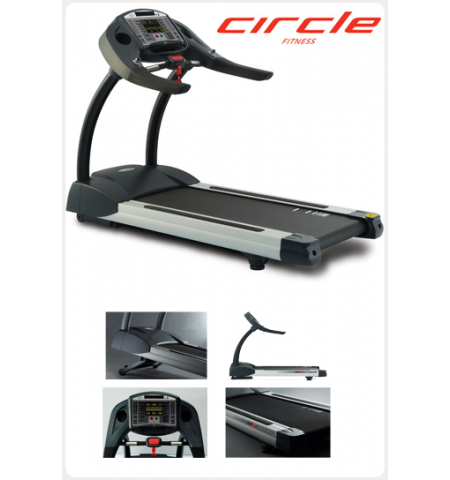 Circle Fitness Tapis de course PRO M7-L