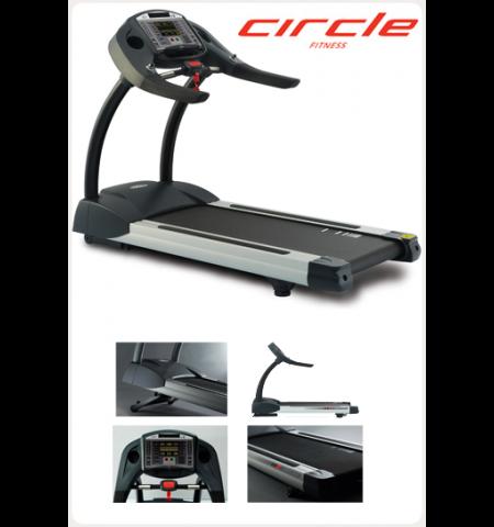 Circle Fitness Tapis de course PRO M7-L