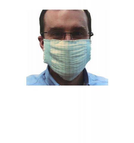 Masques tissus 3 plis (réutilisable-lavable)