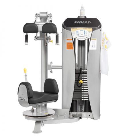 Hoist Roc-it Rotary Torso / Twist Machine musculation pro RS 1602