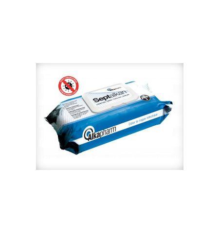 Lingettes désinfectantes (boite de 100)