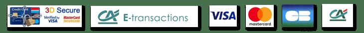 Paiements sécurisée avec le E-transaction du Crédit Agricole